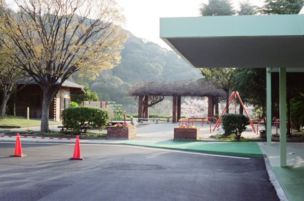 神戸市須磨区にて。 / Leica MP ,elmar-M