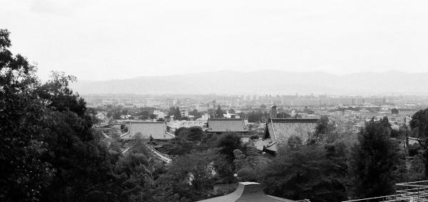 黄檗山より / LeicaMP+summilux50mm