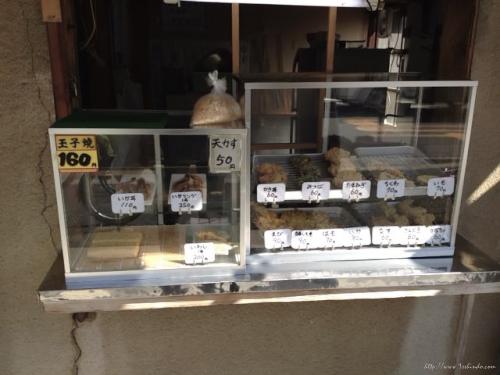 天麩羅屋 / 京都 / iphoneで