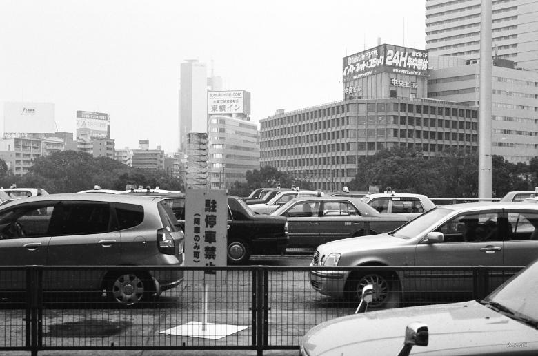新大阪 / LeicaMP+ summilux50mm