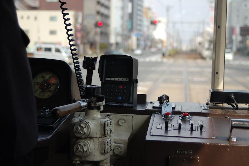 運転席[Nikon D50]