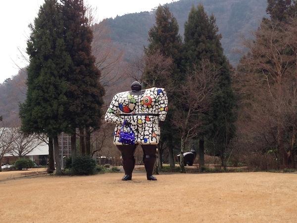 彫刻の森美術館①