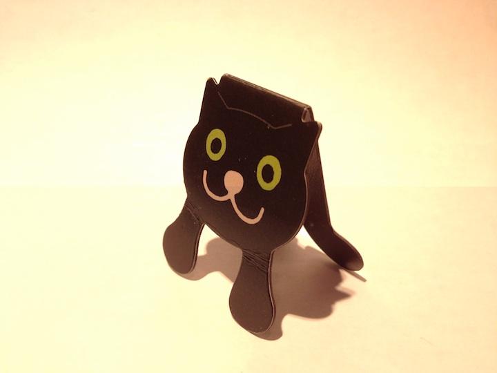 猫のブックマーク