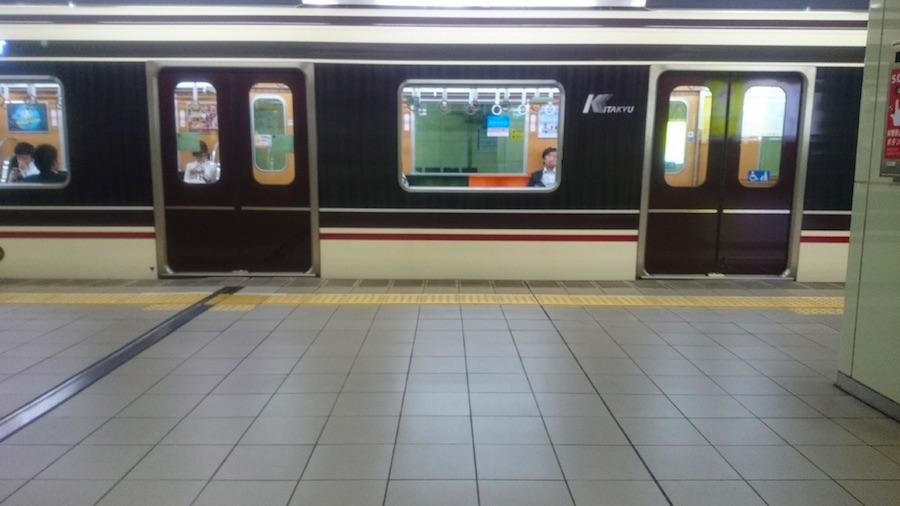 阪急みたいな地下鉄
