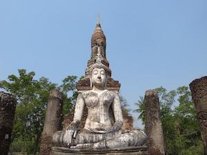 タイの仏像②