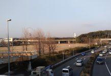 朝の万博公園