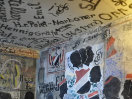 ドイツの旧大学生寮