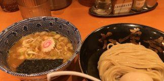 六厘舎のつけ麺(朝からでした)