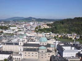 ザルツブルク市街歴史地区