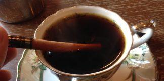おしゃれなシナモンコーヒー