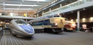 京都鉄道博物館にて
