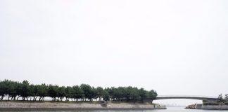 兵庫県立高砂海浜公園にて