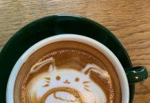 かわいいコーヒー(笑)
