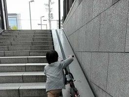 自転車小僧
