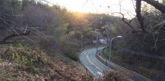 子鹿橋からの眺め