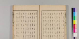 『勿誤薬室方函口訣』京都大学附属図書館 Main Library, Kyoto University