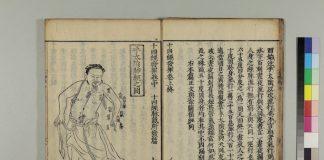 『十四経発揮 3巻』(京都大学附属図書館所蔵)